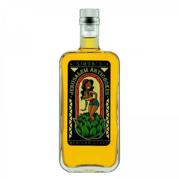 Simon's Jerusalem Artichokes Mexican Style