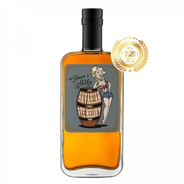 Simon's Bavarian Rye Whisky