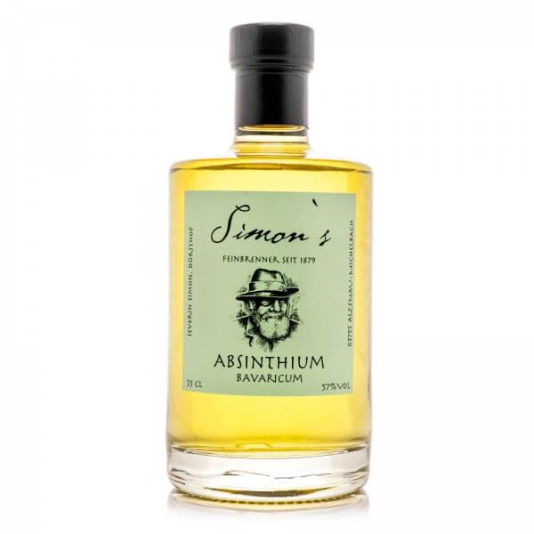 Produktbild einer Flasche Simon's Absinth