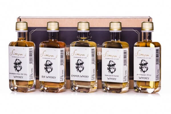 Whisky Probierbox