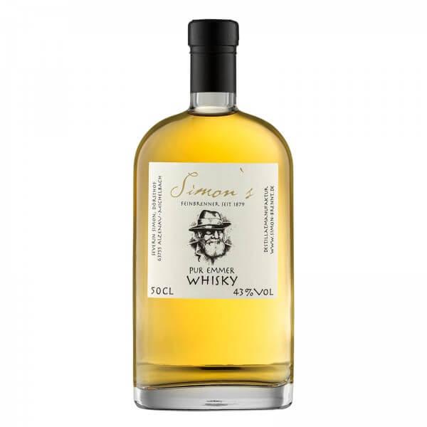 Simons Pur Emmer Whisky