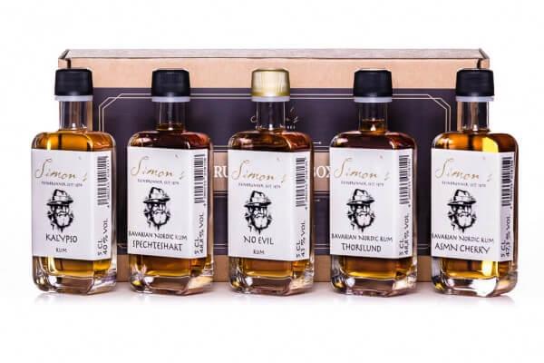 Rum Probierbox