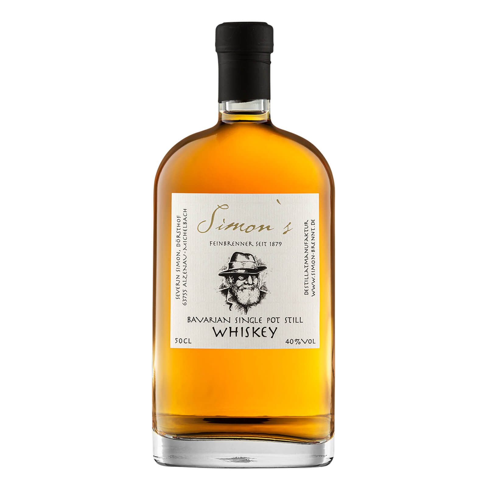 Simon's Bavarian Single Pot Still Whiskey